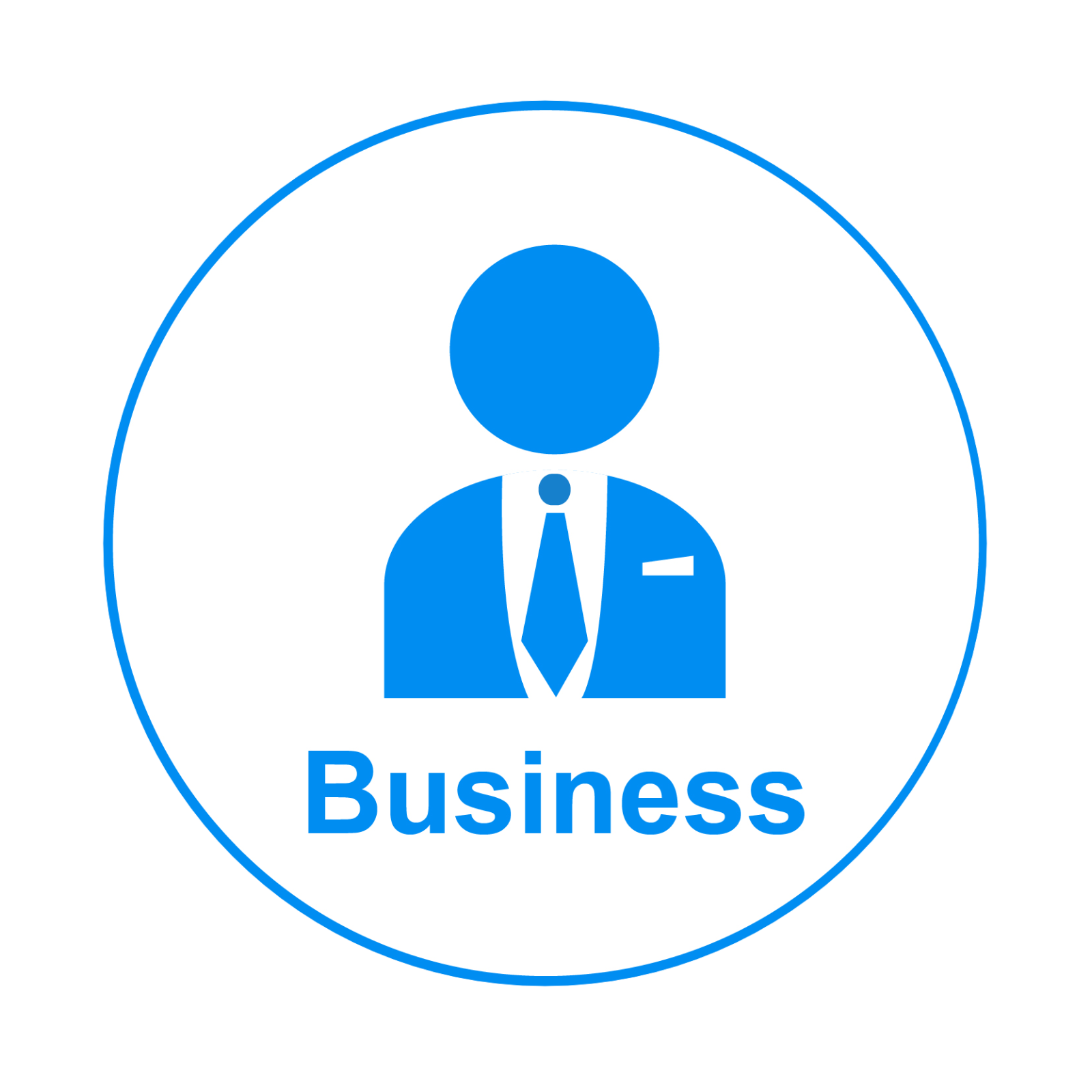 Business course logo