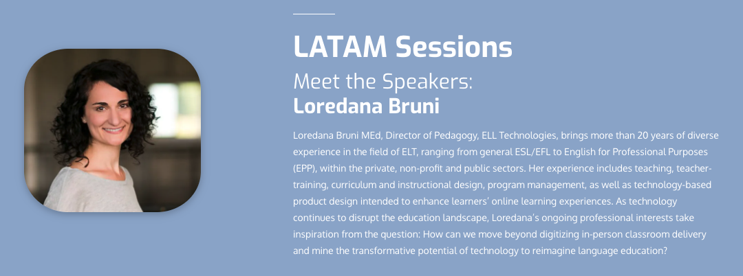 ELL Technologies to present at the LAAA, LATAM Accreditation Association Conference