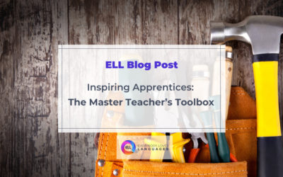 Inspiring Apprentices: The Master Teacher's Toolbox