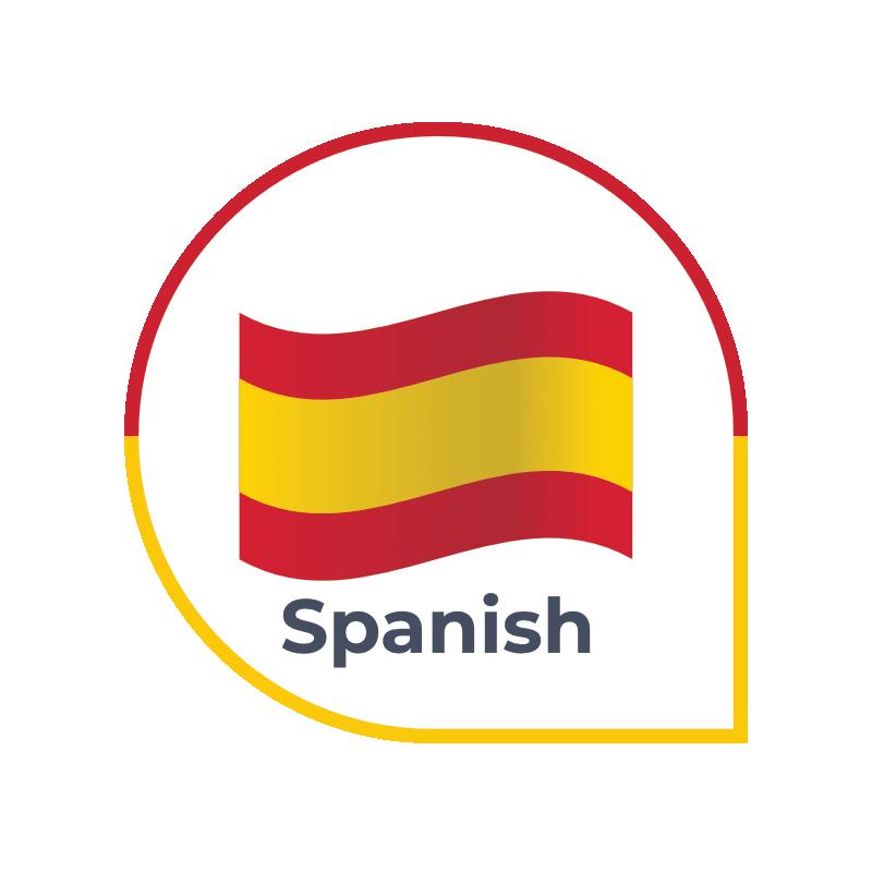 Spanish course logo